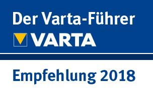 Varta Siegel 2018